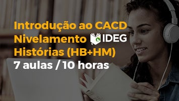 Introdução e Nivelamento • IDEG • HB + HM
