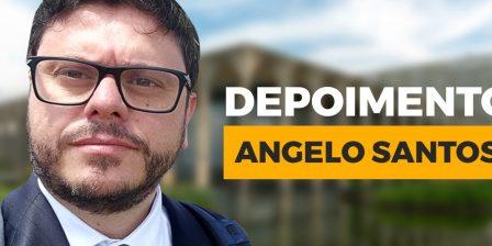 Depoimento Angelo Santos